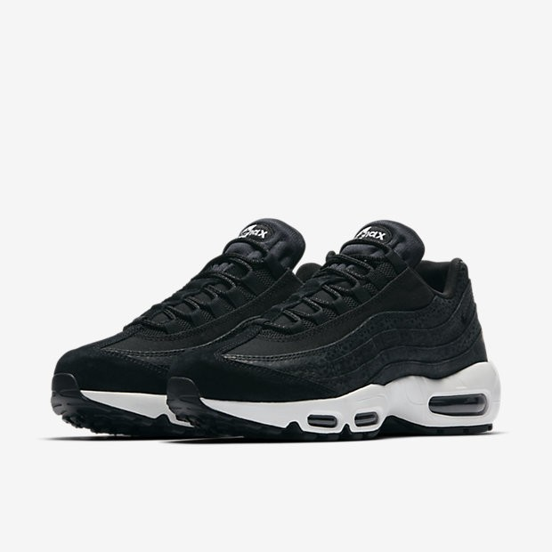 arrives authentic quality footwear Bon marché Chaussures de sport Nike Air Max 95 Premium femme ...