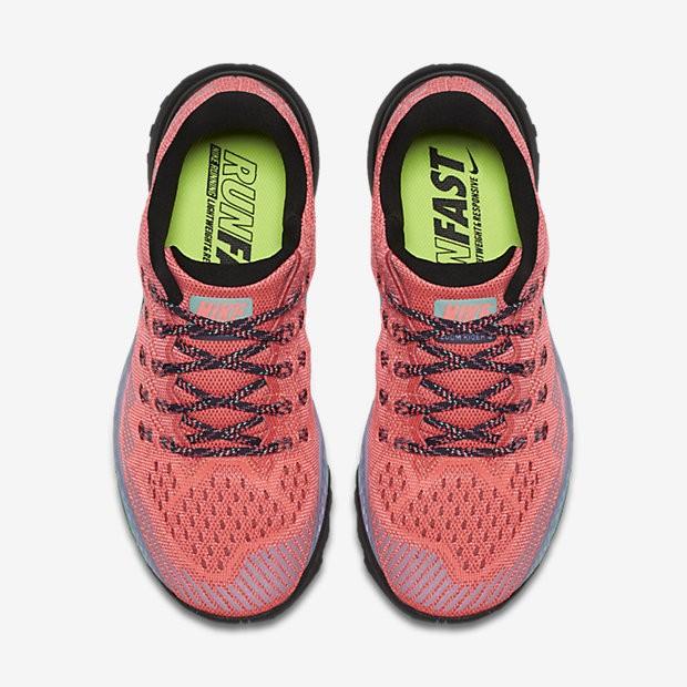 new arrival 65b74 6281f ... Chaussures de sport Nike Air Zoom Terra Kiger 3 femme Rouge lave  brillant Orchidée  ...