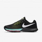 Chaussures de sport Nike Air Zoom Terra Kiger 4 homme Noir/Volt/Hyper turquoise/Blanc