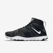 Chaussures de sport Nike Free Train Virtue homme Noir/Gris foncé/Platine pur/Blanc