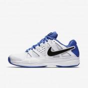 Chaussures de sport Nike Court Air Vapor Advantage homme Blanc/Bleu moyen/Noir/Noir