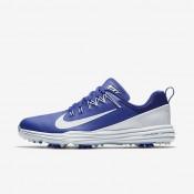 Chaussures de sport Nike Lunar Command 2 homme Nuit profonde/Platine pur