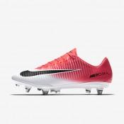 Chaussures de sport Nike Mercurial Vapor XI SG-PRO homme Rose coureur/Blanc/Noir