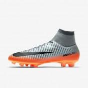 Chaussures de sport Nike Mercurial Victory VI Dynamic Fit CR7 FG homme Gris froid/Gris loup/Cramoisi total/Hématite métallique