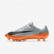 Chaussures de sport Nike Mercurial Vapor XI CR7 AG-PRO homme Gris froid/Gris loup/Cramoisi total/Hématite métallique