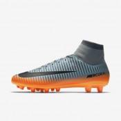 Chaussures de sport Nike Mercurial Victory VI Dynamic Fit CR7 AG-PRO homme Gris froid/Gris loup/Cramoisi total/Hématite métallique