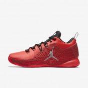 Chaussures de sport Nike Jordan CP3.X homme Infrarouge 23/Noir/Mangue brillant/Blanc