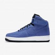Chaussures de sport Nike Air Force 1 High 07 homme Bleu comète/Noir/Blanc/Bleu comète