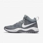 Chaussures de sport Nike Zoom Rev 2017 homme Gris froid/Gris foncé/Blanc
