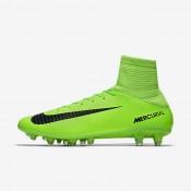 Chaussures de sport Nike Mercurial Veloce III AG-PRO homme Vert électrique/Citron flash/Blanc/Noir