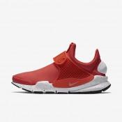 Chaussures de sport Nike Sock Dart Premium femme Orange max/Noir/Blanc