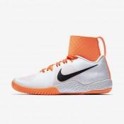 Chaussures de sport Nike Court Flare femme Blanc/Aigre/Blanc/Noir
