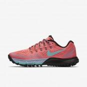 Chaussures de sport Nike Air Zoom Terra Kiger 3 femme Rouge lave brillant/Orchidée/Noir/Hyper turquoise