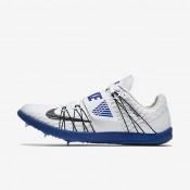 Chaussures de sport Nike Triple Jump Elite femme Blanc/Bleu coureur/Noir