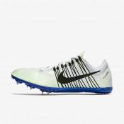 Chaussures de sport Nike Zoom Victory Elite femme Blanc/Bleu coureur/Noir