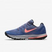 Chaussures de sport Nike Air Zoom Wildhorse 3 femme Bleu lune/Jaillir/Royal équipe/Rouge lave brillant