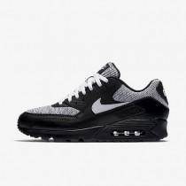 Chaussures de sport Nike Air Max 90 Essential homme Noir/Blanc