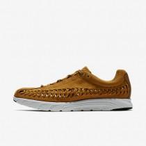 Chaussures de sport Nike Mayfly Woven homme Bronze/Blanc sommet/Noir