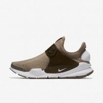 Chaussures de sport Nike Sock Dart homme Kaki/Kaki cargo/Blanc