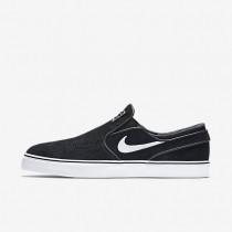 Chaussures de sport Nike SB Zoom Stefan Janoski Slip-On homme Noir/Blanc