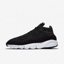 Chaussures de sport Nike Lab Air Footscape Woven Chukka QS homme Anthracite/Blanc/Noir/Noir