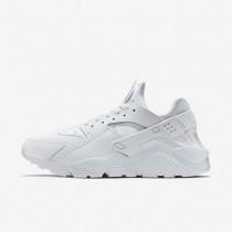 Chaussures de sport Nike Air Huarache homme Blanc/Platine pur/Blanc