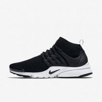 Chaussures de sport Nike Air Presto Ultra Flyknit homme Noir/Blanc/Vert électrique/Noir