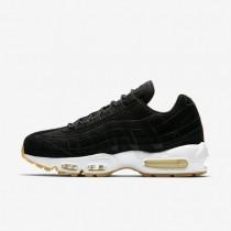 Chaussures de sport Nike Air Max 95 Premium homme Noir/Mousseline/Blanc/Noir