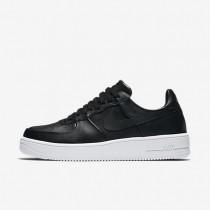Chaussures de sport Nike Air Force 1 UltraForce Leather homme Noir/Blanc/Noir