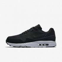 Chaussures de sport Nike Air Max 1 Ultra 2.0 Essential homme Noir/Gris loup/Gris foncé/Noir