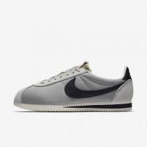 Chaussures de sport Nike Classic Cortez Nylon AW homme Argent mat/Voile/Noir