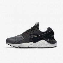 Chaussures de sport Nike Air Huarache Premium homme Gris foncé/Noir/Platine pur/Noir