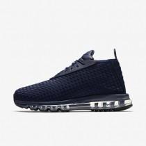 Chaussures de sport Nike Lab Air Max Woven homme Bleu nuit marine/Noir/Bleu nuit marine