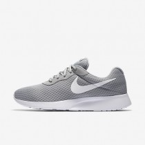Chaussures de sport Nike Tanjun homme Gris loup/Blanc