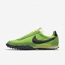 Chaussures de sport Nike Waffle Racer 17 Premium homme Vert action/Vert brio/Voile/Noir