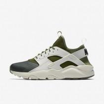 Chaussures de sport Nike Air Huarache Ultra SE homme Vert feuille de palmier/Voile/Vert légion/Voile