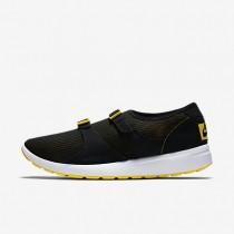 Chaussures de sport Nike Air Sock Racer OG homme Noir/Jaune tour/Blanc/Noir