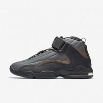 Chaussures de sport Nike Air Penny IV homme Gris loup/Anthracite/Pièce de cuivre métallique