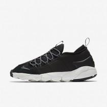Chaussures de sport Nike Air Footscape NM homme Noir/Blanc sommet/Noir/Gris foncé