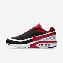 Chaussures de sport Nike Air Max BW Ultra SE homme Noir/Blanc/Argent métallique/Rouge université