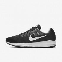 Chaussures de sport Nike Air Zoom Structure 20 homme Noir/Gris froid/Gris loup/Blanc