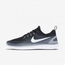 Chaussures de sport Nike Free RN Distance 2 homme Noir/Gris froid/Gris foncé/Blanc