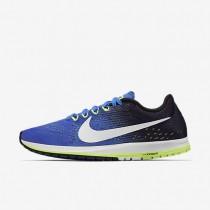 Chaussures de sport Nike Zoom Streak 6 homme Hyper cobalt/Noir/Vert ombre/Blanc