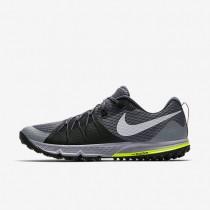 Chaussures de sport Nike Air Zoom Wildhorse 4 homme Gris foncé/Noir/Discret/Gris loup