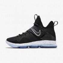 Chaussures de sport Nike LeBron XIV EP homme Noir/Glacier/Blanc