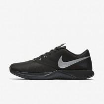 Chaussures de sport Nike FS Lite Trainer 4 homme Anthracite/Noir/Gris froid/Argent métallique