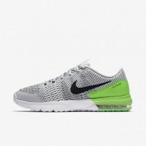 Chaussures de sport Nike Air Max Typha homme Platine pur/Vert de rage/Blanc/Noir