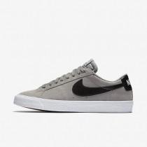 Chaussures de sport Nike SB Blazer Low homme Poussière/Blanc/Gomme marron clair/Noir