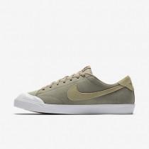 Chaussures de sport Nike SB Zoom All Court CK homme Kaki/Blanc/Gomme marron clair/Champignon