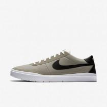 Chaussures de sport Nike SB Bruin Hyperfeel Canvas homme Kaki/Blanc/Noir/Noir